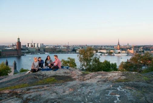 Stockholm University's Demography Unit (SUDA) Located in the vibrant and beautiful capital of Sweden,