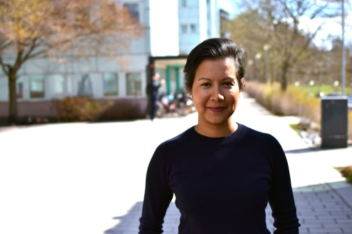 Rebecca Ye, researcher in Sociology. Photo: Stockholm University